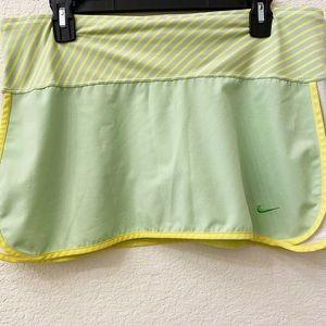 Nike Dri-Fit Running/Tennis Skirt/Skort, Size Md